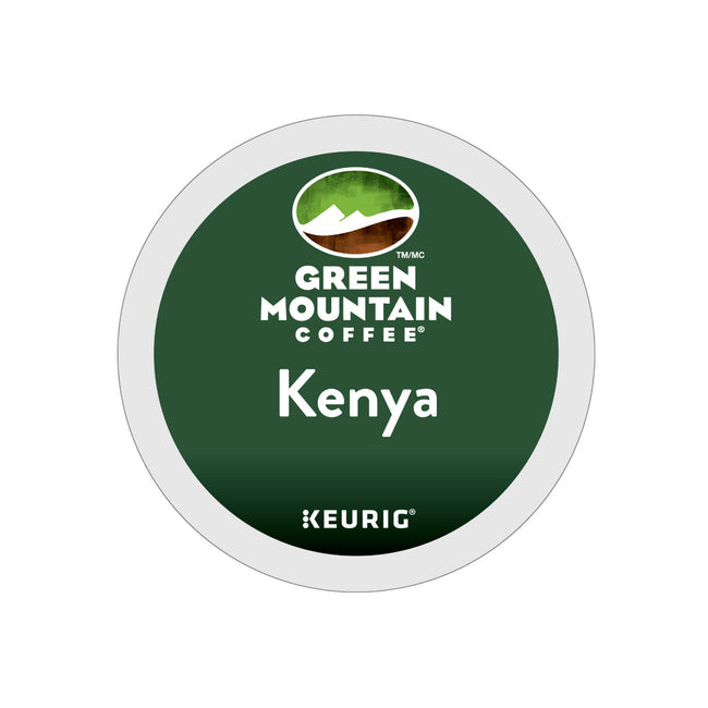 Green Mountain Kenya K-Cup® Pods (Box of 24)