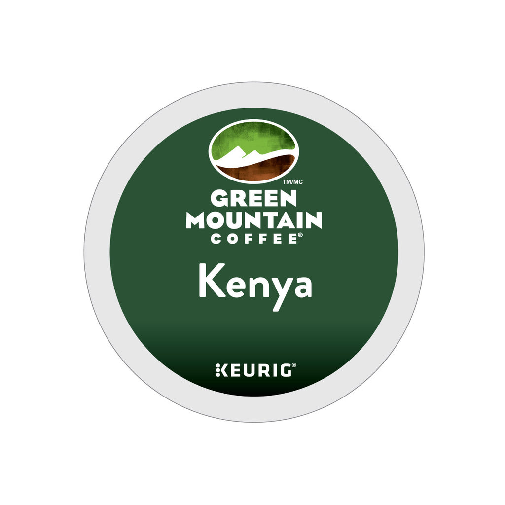 Green Mountain Kenya K-Cup® Pods (Case of 96)