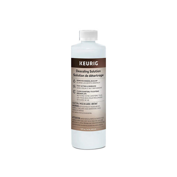 Keurig Descaling Solution 400mL (14oz)