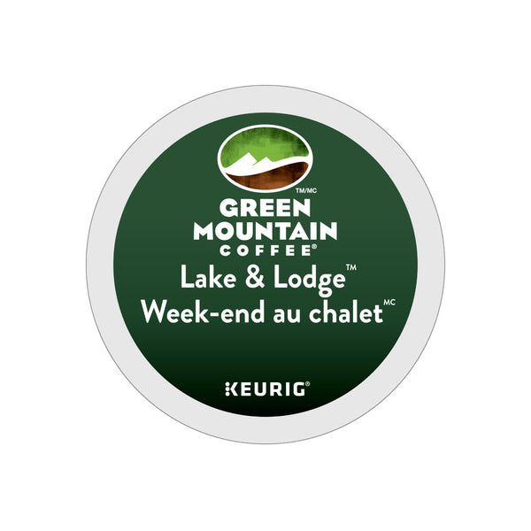 GMCR Lake and Lodge