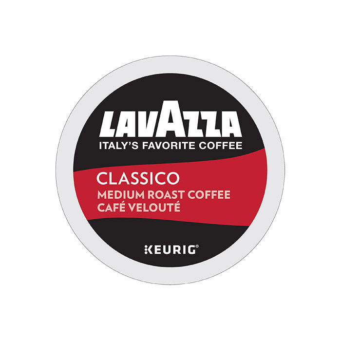 Lavazza Classico K-Cup® Pods (Box of 24)