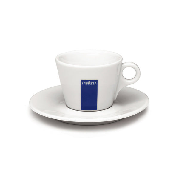 Lavazza American Cups and Saucers (Set of 6)