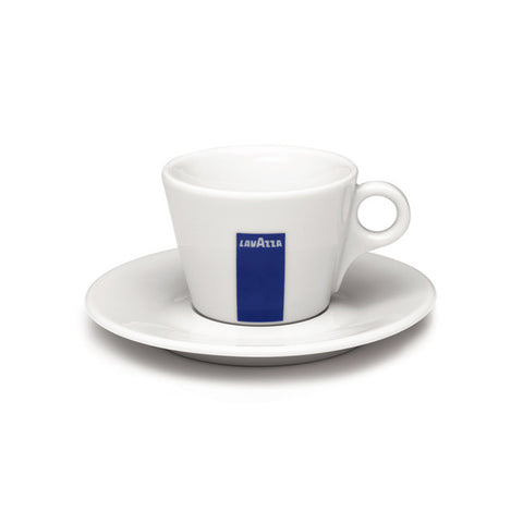 Lavazza American Cups and Saucers
