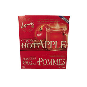 Lynch's Olde Style Hot Apple Cider (50x23g)