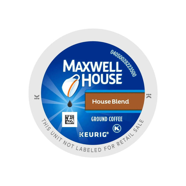 Maxwell House Original Blend K-Cup® Recyclable Pods (Case of 120)