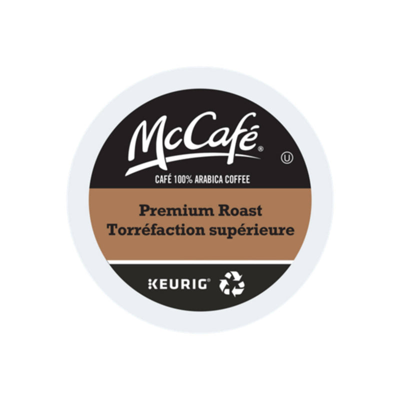 McCafé Premium Roast K-Cup® Recyclable Pods (Case of 96)