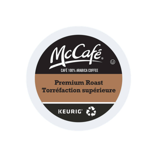 McCafé Premium Roast K-Cup® Recyclable Pods (Box of 24)
