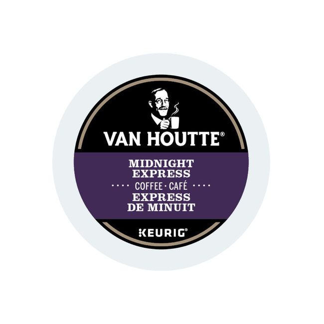 Van Houtte Midnight Express K-Cup® Pods (Case of 96)
