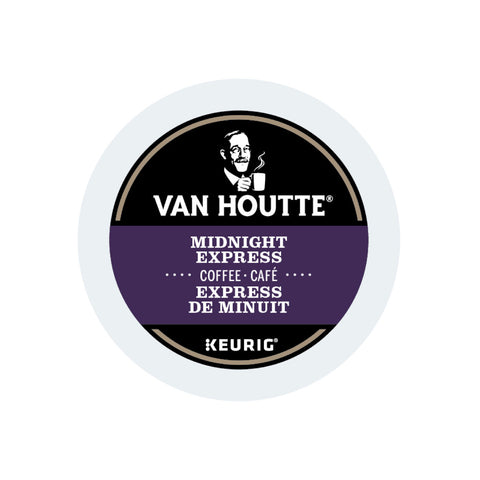 * SALE * Van Houtte Midnight Express K-Cup® Pods (Case of 96)
