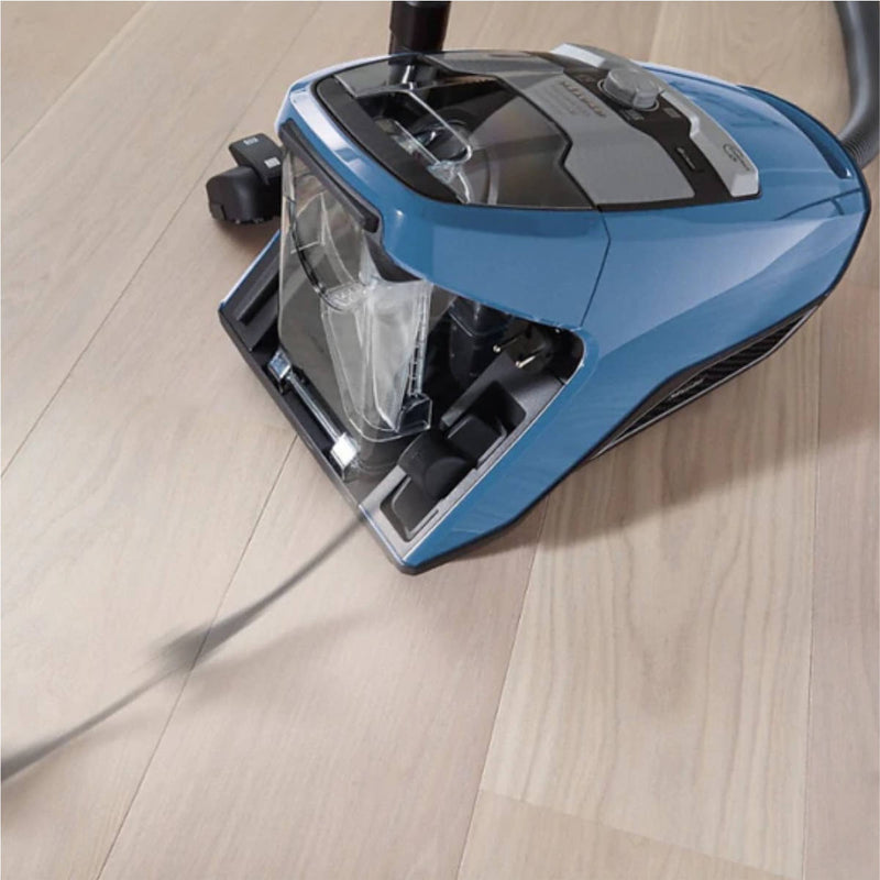 Miele Blizzard CX1 TotalCare Bagless Vacuum Cleaner (Tech Blue)