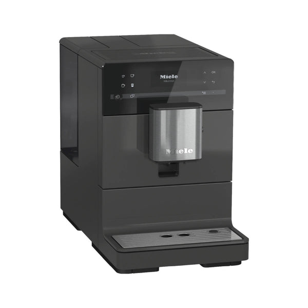 Miele CM5300 Super Automatic Countertop Coffee & Espresso Machine (Graphite Gray)
