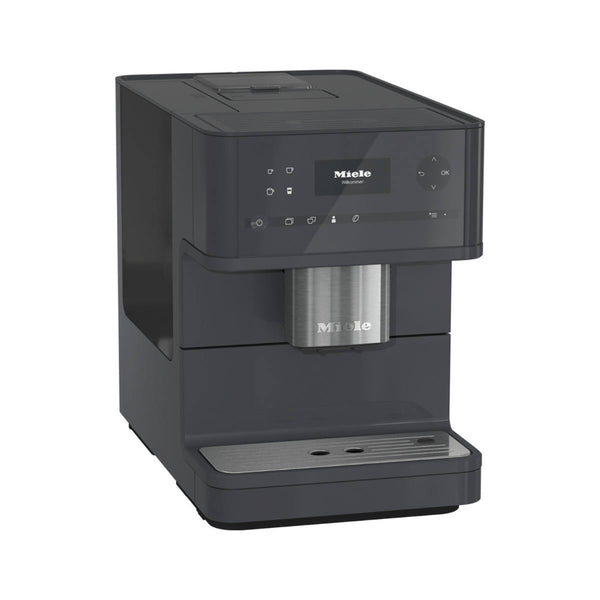 Miele CM6150 Super Automatic Countertop Coffee & Espresso Machine (Graphite Gray)