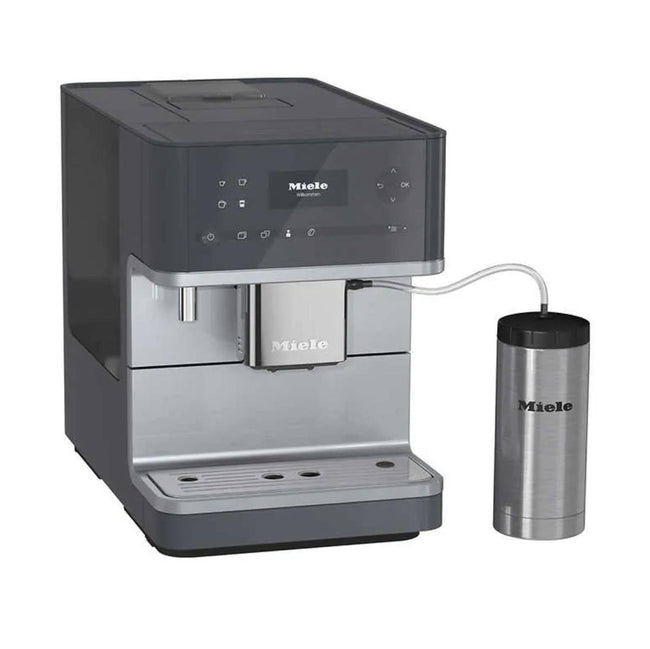 Miele CM6350 Super Automatic Countertop Coffee & Espresso Machine (Graphite Gray)