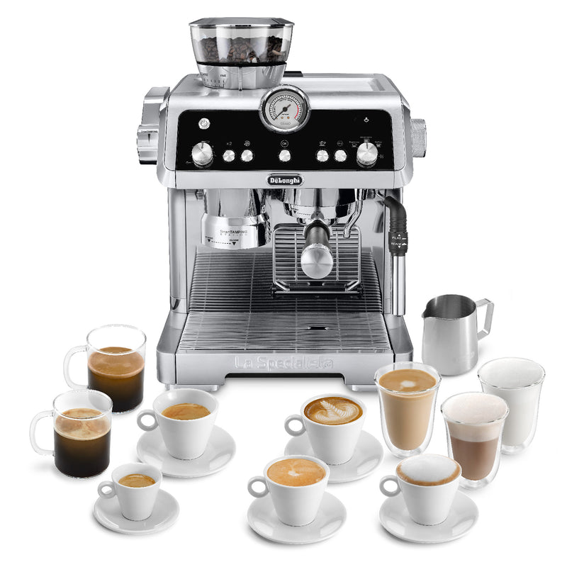 DeLonghi La Specialista Espresso Machine EC9335M Specialty Beverages