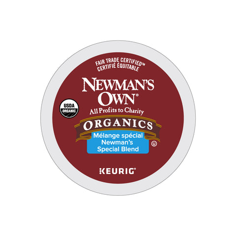 * SALE * Newman's Own Organics Newman's Special Blend K-Cup® Pods (Box of 12)