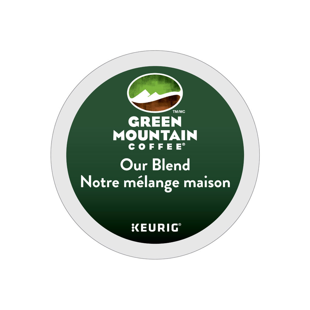 * SALE * Green Mountain Fair Trade Our Blend K-Cup® Pod Box of 24