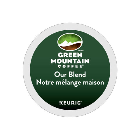 * SALE * Green Mountain Fair Trade Our Blend K-Cup® Pod (Box of 24)