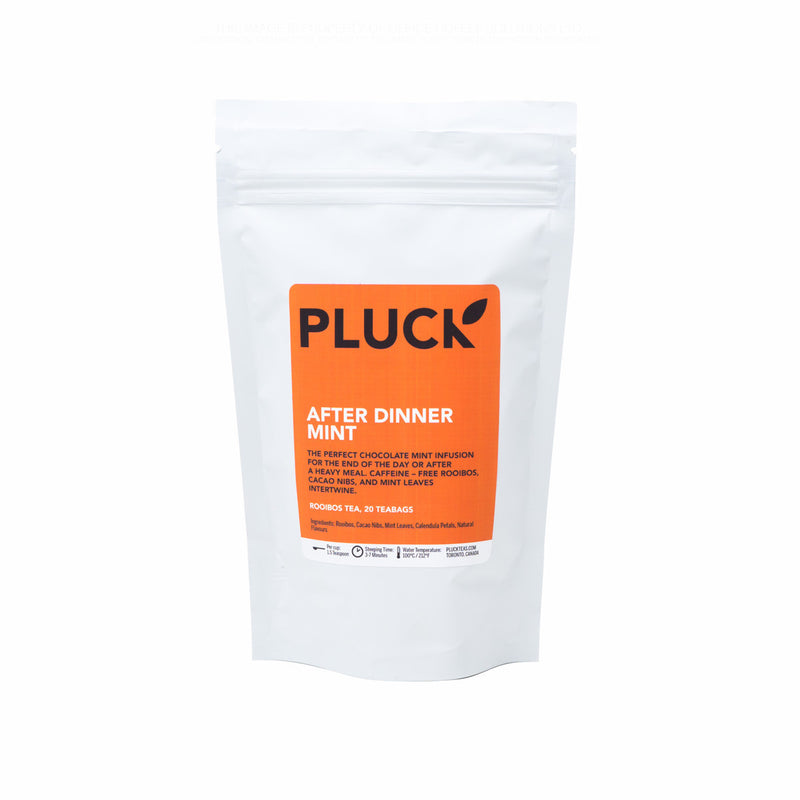 Pluck Tea Sachets After Dinner Mint (20)