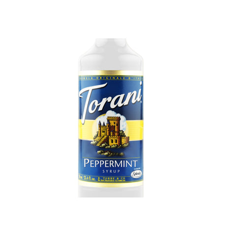 * SALE * Torani Syrup Peppermint