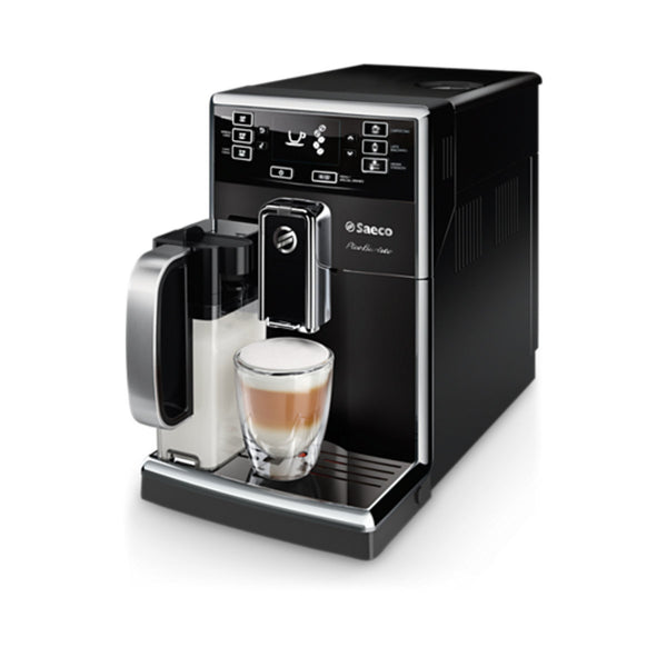 Saeco PicoBaristo Carafe Black HD8927/37 Super Automatic Espresso Machine (Black)