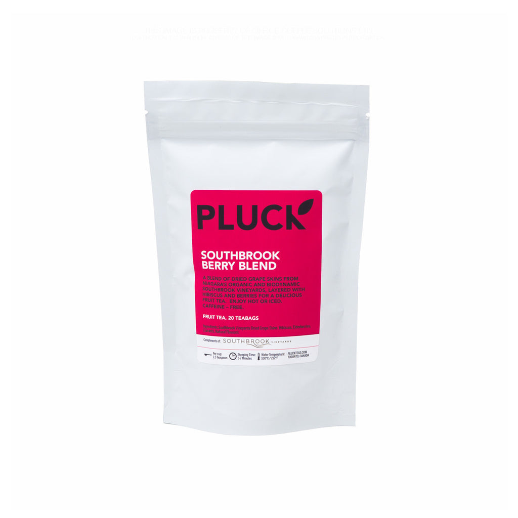Pluck Southbrook Berry Farm Loose Leaf Sachets
