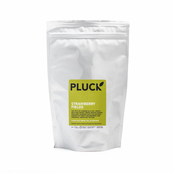 Pluck Loose Leaf Tea - Strawberry Fields