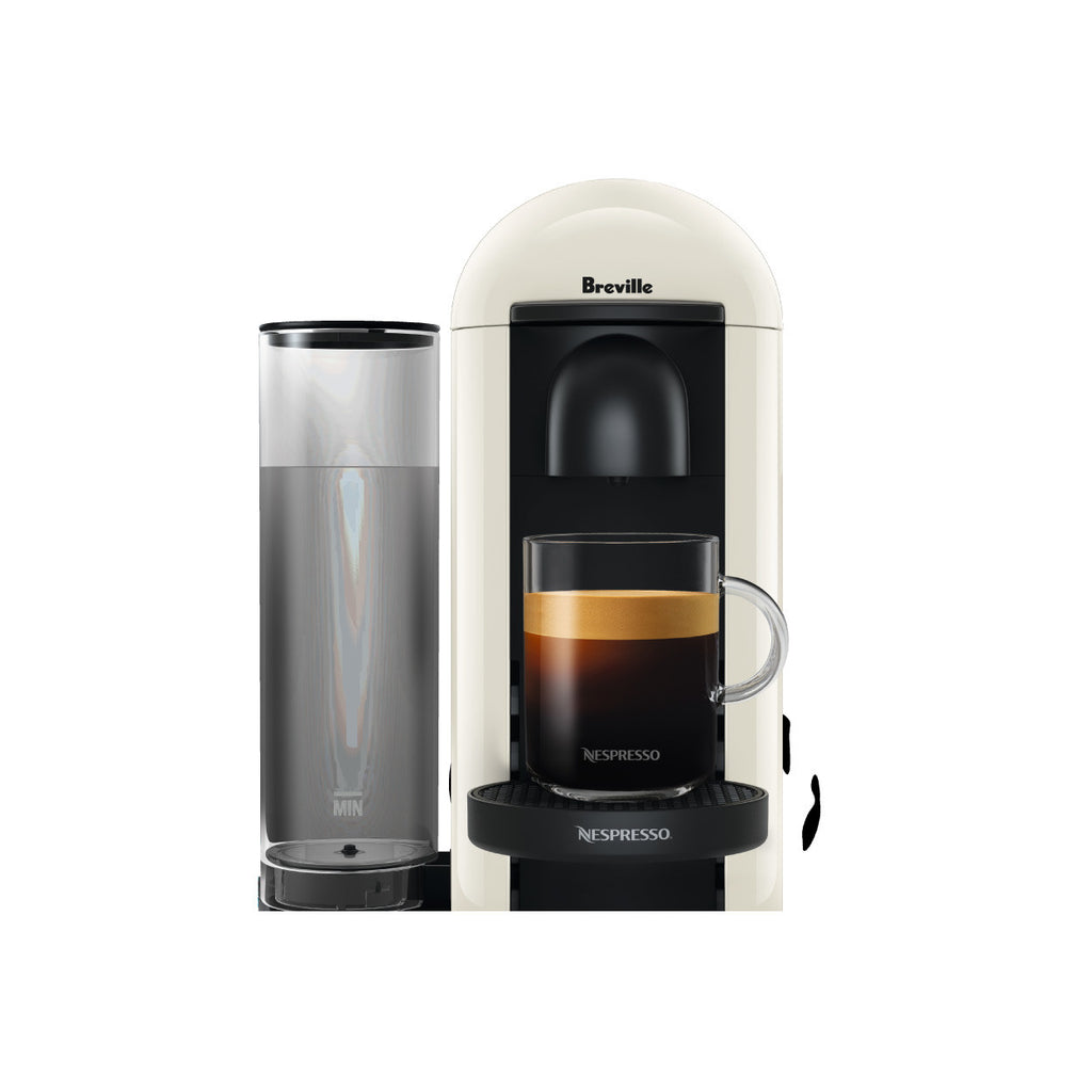 Nespresso by Breville VertuoPlus Brewer White
