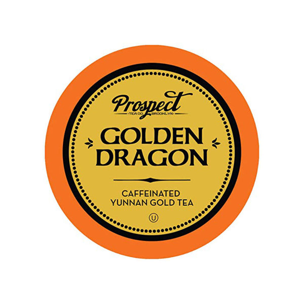 Prospect Tea Golden Dragon Single-Serve Pods (Box of 24)