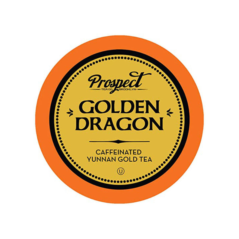 Prospect Tea Golden Dragon Single-Serve Pods (Case of 96)