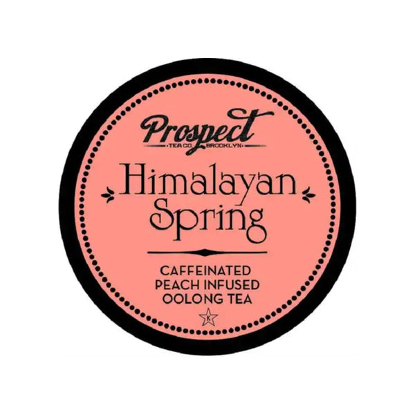 Prospect Tea Himalayan Spring Single-Serve Pods (Box of 24)