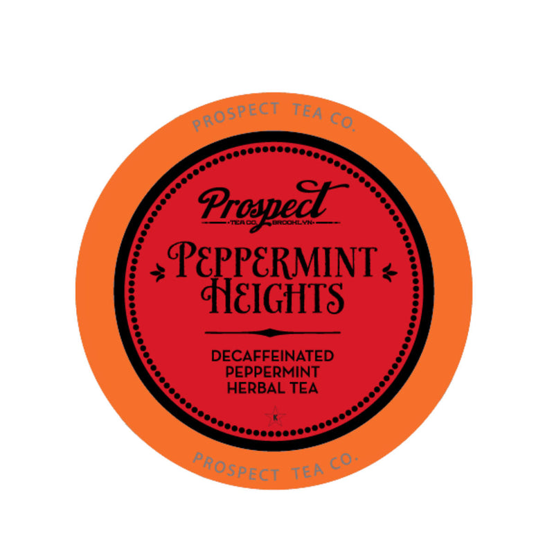 Prospect Tea Peppermint Heights Single-Serve Pods (Case of 96)