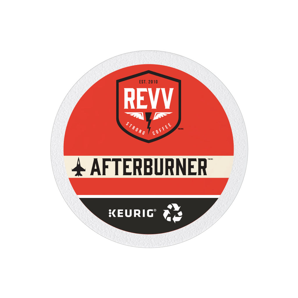 * NEW * REVV® AFTERBURNER K-Cup® Pods (Case of 96)