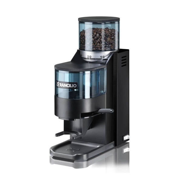 Rancilio Rocky SS Grinder with Doser (Black Limited Edition)