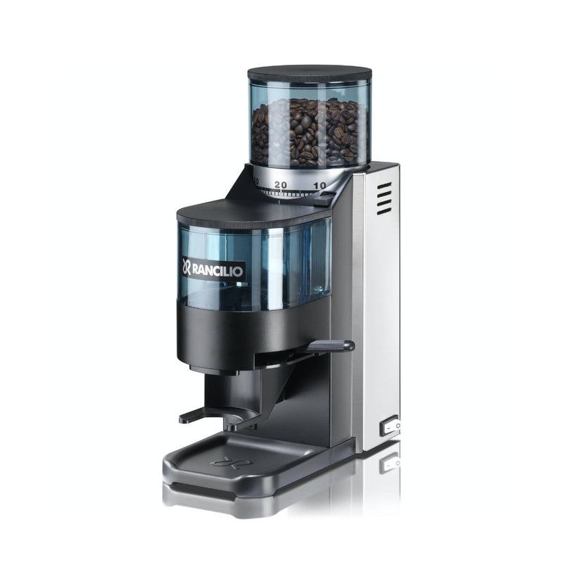 Rancilio Rocky SS Grinder with Doser (Stainless Steel)