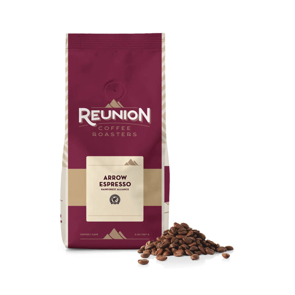Reunion Island Espresso Barlino / Arrow Espresso Whole Bean