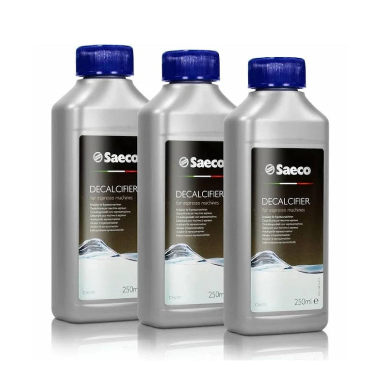 Saeco Descaler Bulk 3 Pack (750mL Decalcifier)