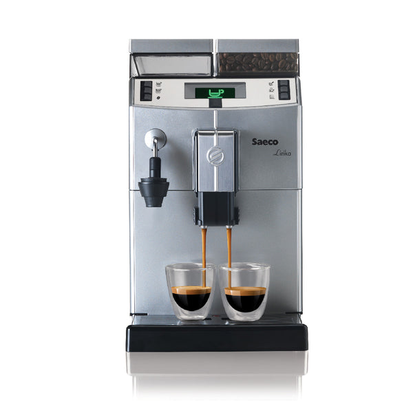 Saeco Lirika Plus Automatic Espresso Machine