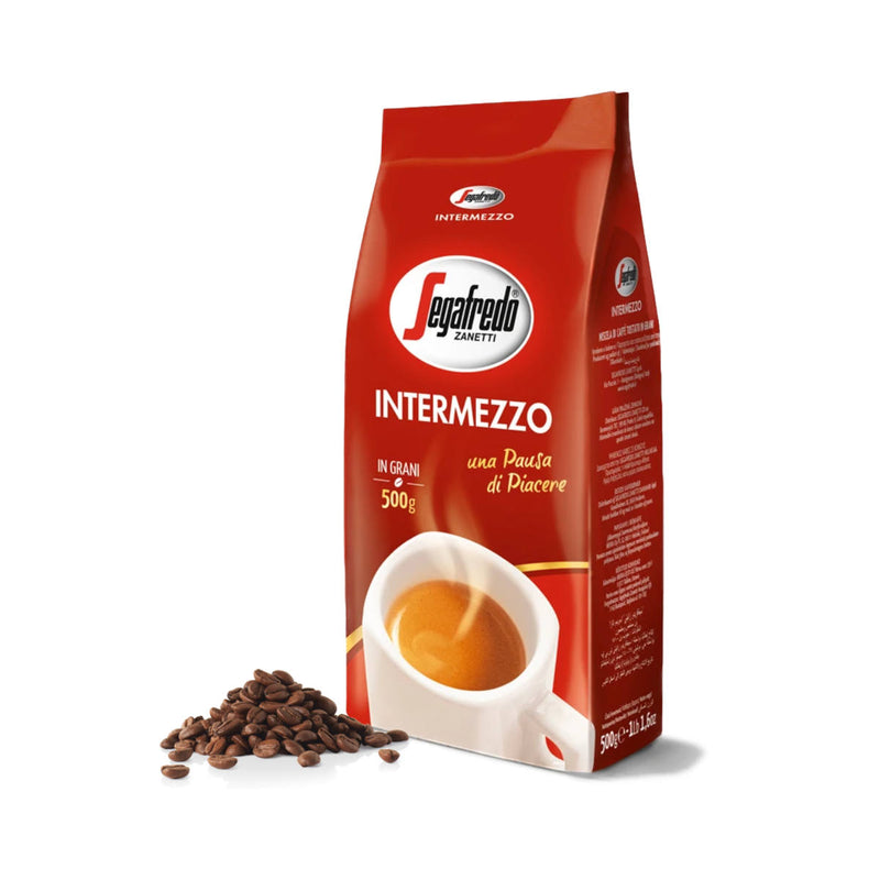 Segafredo Intermezzo Whole Bean Coffee (Case of 3kg)