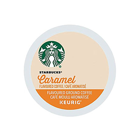 * NEW * Starbucks Caramel K-Cup® Pods
