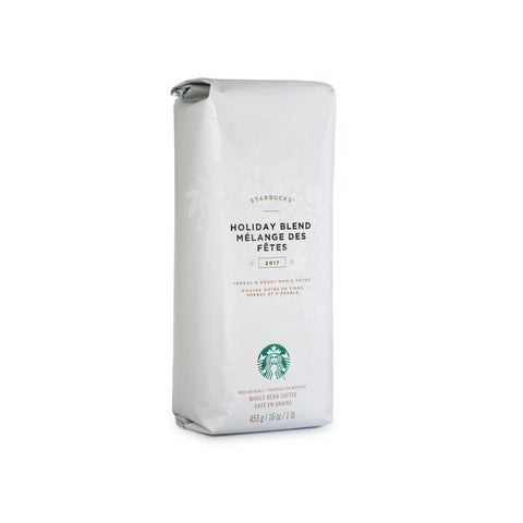 * NEW * Starbucks Holiday Blend Coffee Beans (2017 Edition)