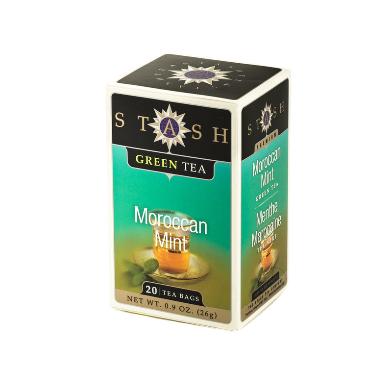 Stash Moroccan Mint Tea Bags (20 Pack)