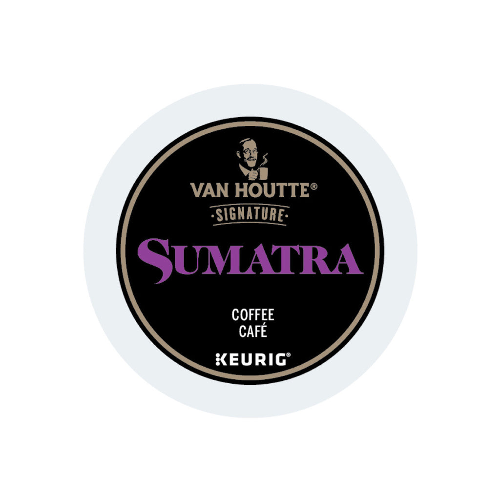 Van Houtte Fair Trade Sumatra K-Cup® Pods (Case of 96)