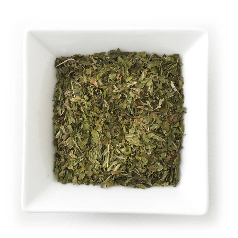 TeaPigs Peppermint Leaves Loose Leaf Tea Sachets (Box of 15)