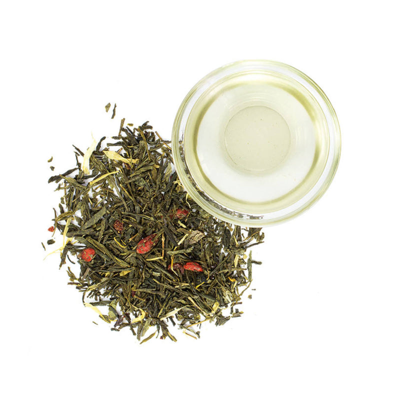Teaja Morning Sunshine Organic Loose Leaf Tea (0.5lb)