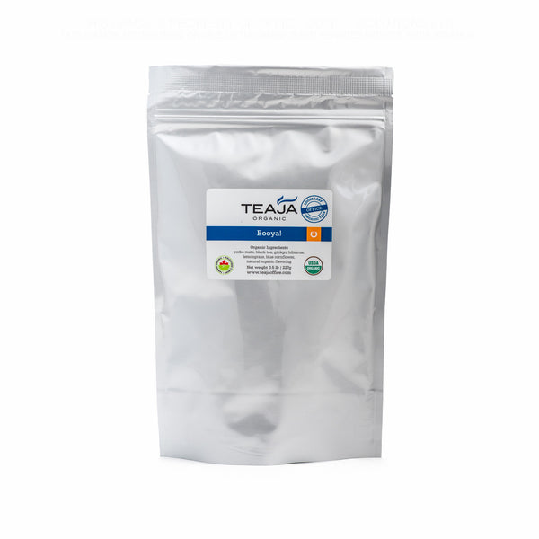 Teaja Loose Leaf Tea Booya! 0.5lb Bag