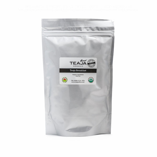 Teaja Loose Leaf English Breakfast 0.5lb Bag