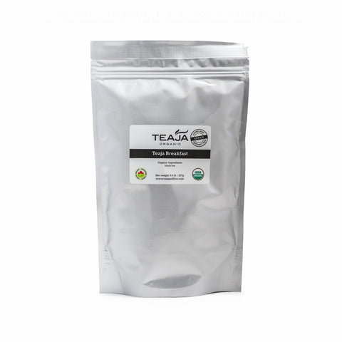 Teaja English Breakfast Loose Leaf Tea