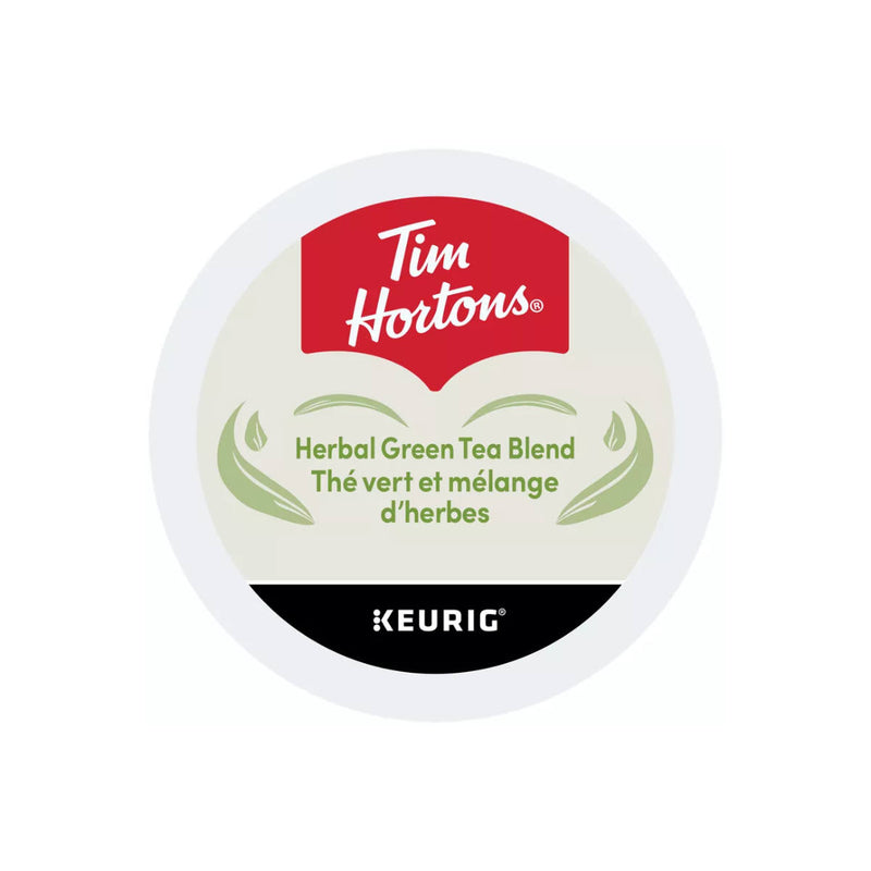 Tim Hortons Herbal Green Tea K-Cup® Recyclable Pods (Box of 24)