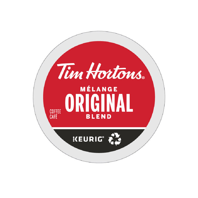 Tim Hortons Original K-Cup® Pods (Box of 24)