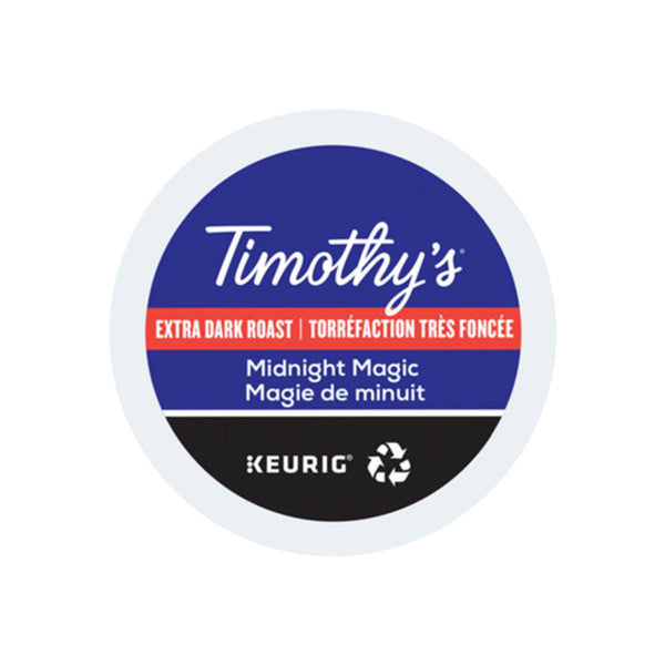 Timothy's Midnight Magic K-Cup® Recyclable Pods (Box of 24)